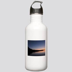 Rounded Sunrise Silhou Stainless Water Bottle 1.0L
