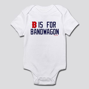 B is for Bandwagon Infant Bodysuit