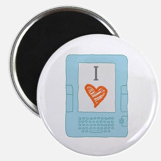 Unique Library tech Magnet