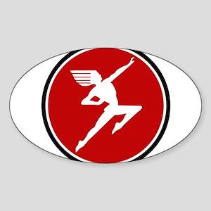 Haiwatha railroad line logo Sticker
