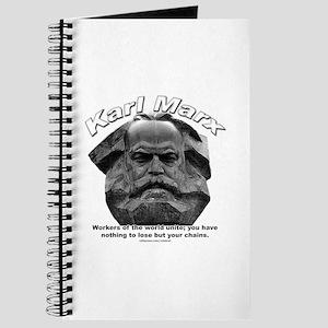 Karl Marx 03 Journal