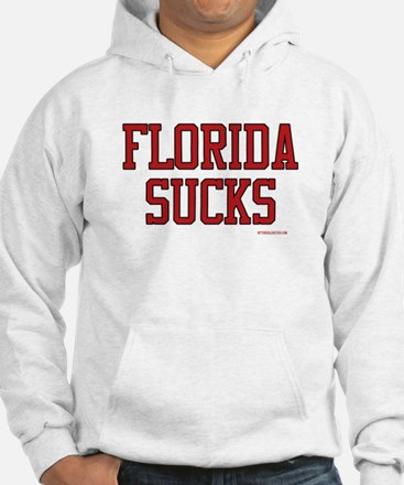 Florida Sucks (Georgia) Hoodie