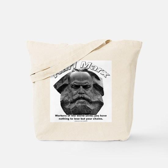 Karl Marx 03 Tote Bag