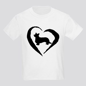 Cardigan Heart Kids Light T-Shirt