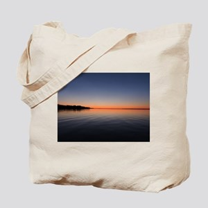 Sunrise Long Tote Bag