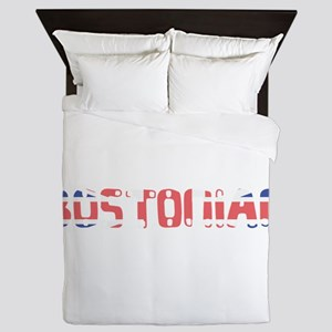Bostonian Queen Duvet