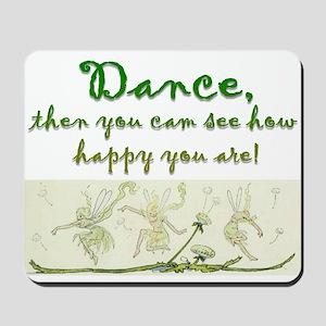 Dancing Fairy Mousepad