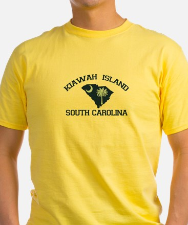 Kiawah Island SC - Map Design T
