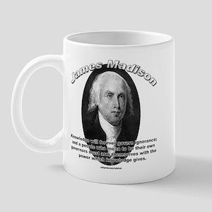 James Madison 01 Mug