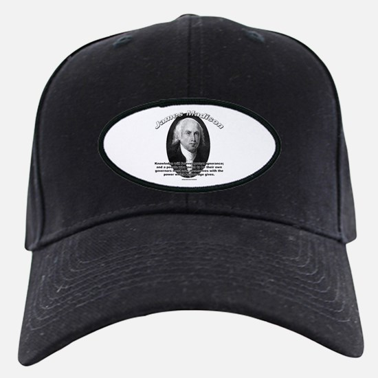 James Madison 01 Baseball Hat