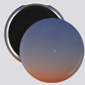 Moon at Sunrise Magnets