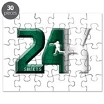 Green Punch Puzzle