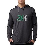 Green Punch Long Sleeve T-Shirt