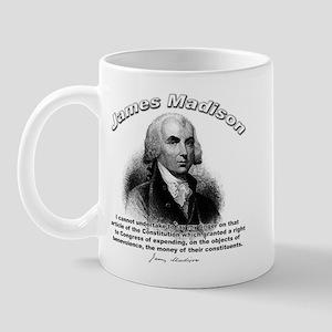James Madison 06 Mug