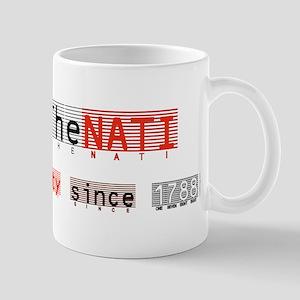 Nasty NATI (Cincinnati) Mug
