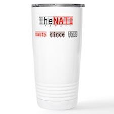 Nasty NATI (Cincinnati) Stainless Steel Travel Mug