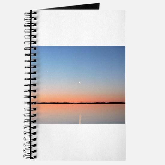 Moon Sunrise 2 Journal