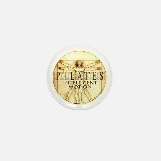 Pilates Intelligent Motion Mini Button