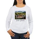 Lake Placid Women's Long Sleeve T-Shirt