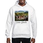 Lake Placid Hooded Sweatshirt
