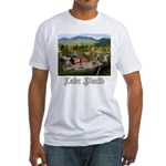 Lake Placid Fitted T-Shirt