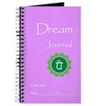 Dream Journal Heart Chakra
