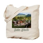 Lake Placid Tote Bag