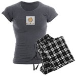 Logo Women's Charcoal Pajamas