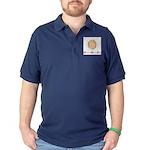 Logo Dark Polo Shirt