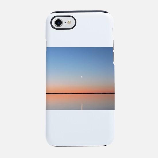 Moon Sunrise 2 iPhone 7 Tough Case