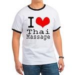 I love Thai Massage Ringer T