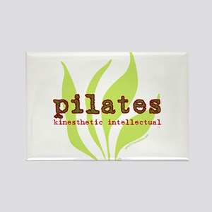 Pilates Kinesthetic Intellectual Rectangle Magnet
