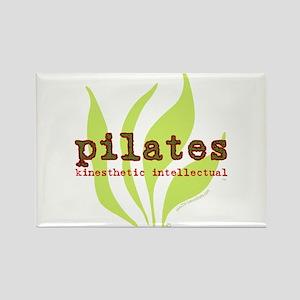 Pilates Kinesthetic Intellectual Rectangle Magnet