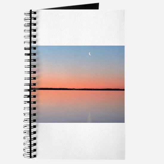 Moon Sunrise Journal