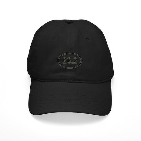 26.2 Miles Black Cap