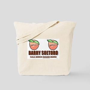 IMPEACH BARRY SOETORO Tote Bag