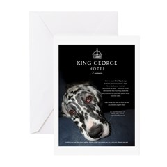 King George Hotel Greeting Cards (Pk of 10)