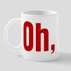 Oh FFS Mug
