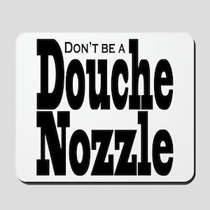 Douche Nozzle Mousepad