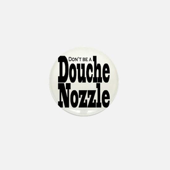 Douche Nozzle Mini Button