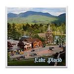 Lake Placid Tile Coaster