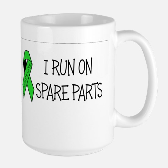 Spare Parts Large Mug