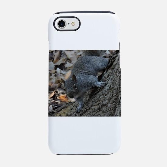 Squirrel iPhone 7 Tough Case