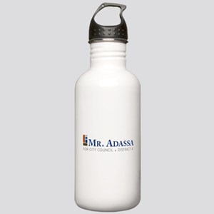 Campaign Logo Water Bottle