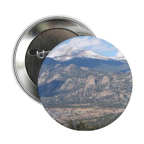 """Estes Park Colorado 2.25"""" Button"""