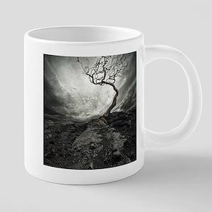 Dark Tree 20 oz Ceramic Mega Mug