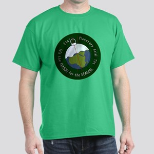 Planetary Tilt Dark T-Shirt