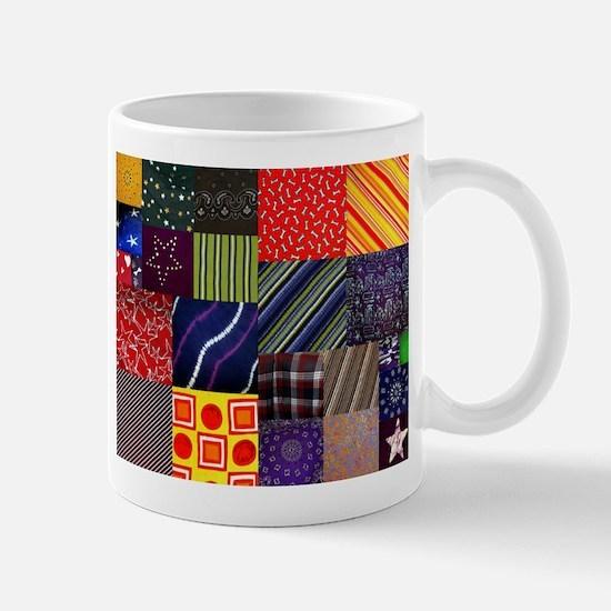Quilt Squares Mug