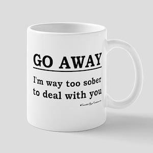 Too Sober Mug