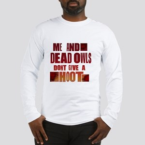 RaYLan dEad OwLS Long Sleeve T-Shirt
